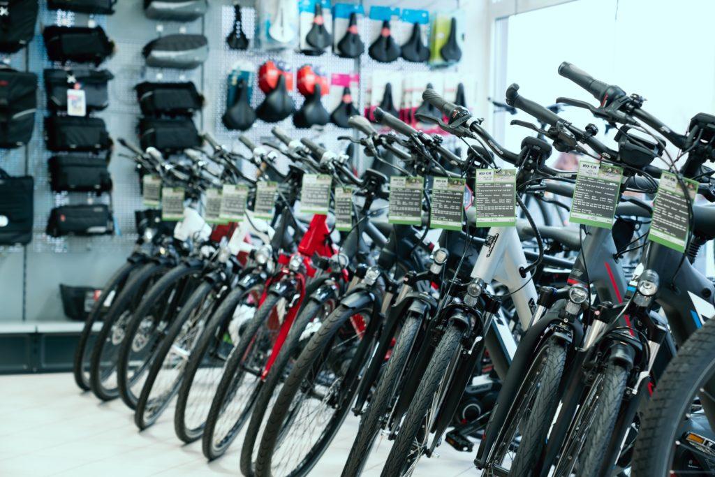 Fahräder und E-Bike Radhaus Koch Mutterstadt