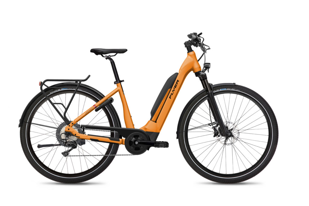 Flyer e-bike upstreet5